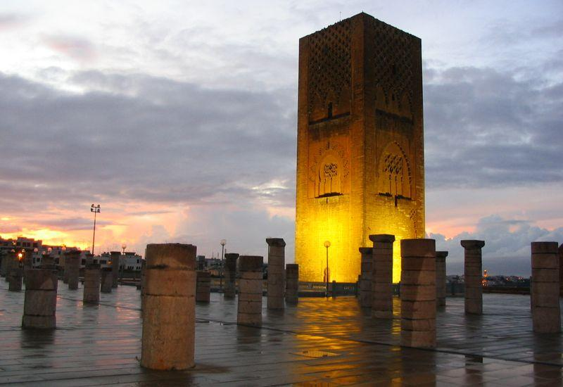8 days from Casablanca to Imperial cities