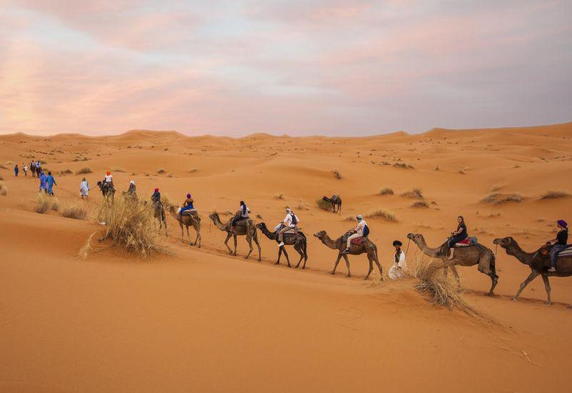 3 days from marrakech to merzouga desert