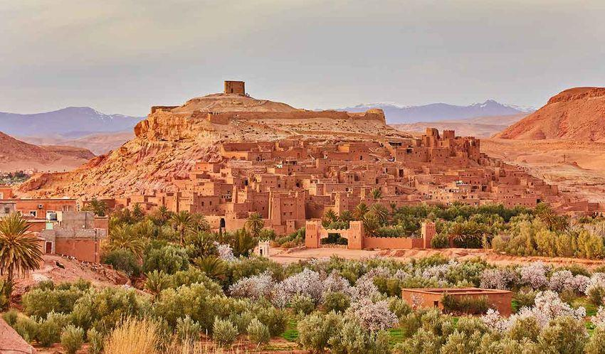 2 days from Marrakech to Zagora desert